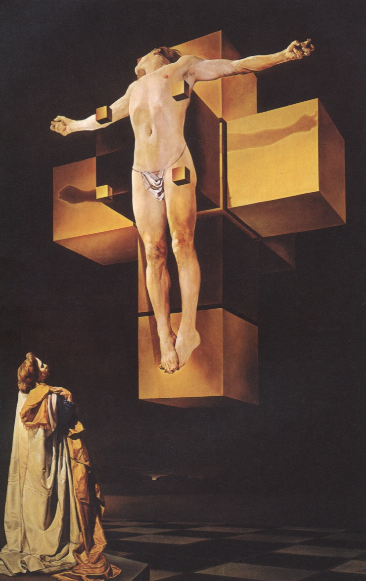 crucifixion-corpus-hypercubicus-1954