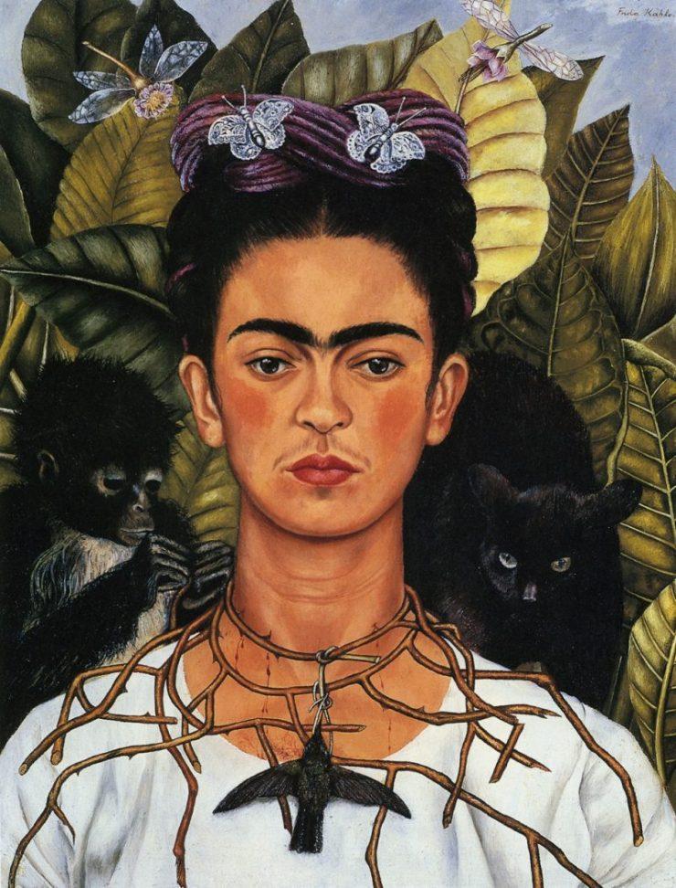 frida-kahlo_self-portrait-with-hummingbird