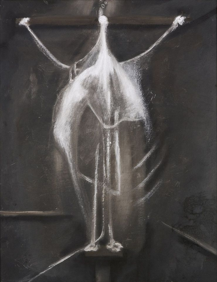 crucifixtion 1933